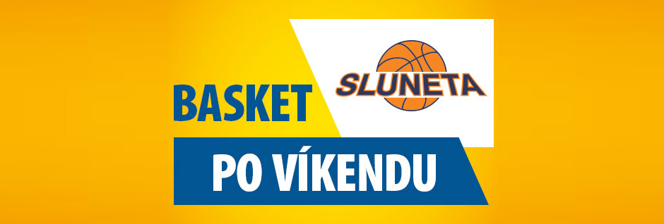 Basketbal po víkendu